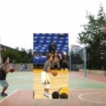 Basketball Shooting Training with Stephen Curry's Shooting Form Test 2