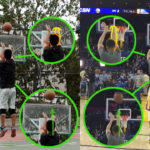 Basketball Shooting Training with Stephen Curry's Shooting Form Season 1 Test 4
