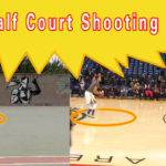 Half Court Shooting with Stephen Curry Shooting Form