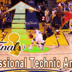 2017 NBA Final Professional Technic Analysis