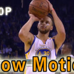 Stephen Curry Shooting Form in Slow Motion 2017 NBA Season 1080P