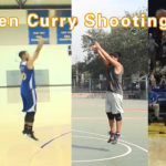Basketball Shooting Training with Stephen Curry's Shooting Form – Season 1 Test 5