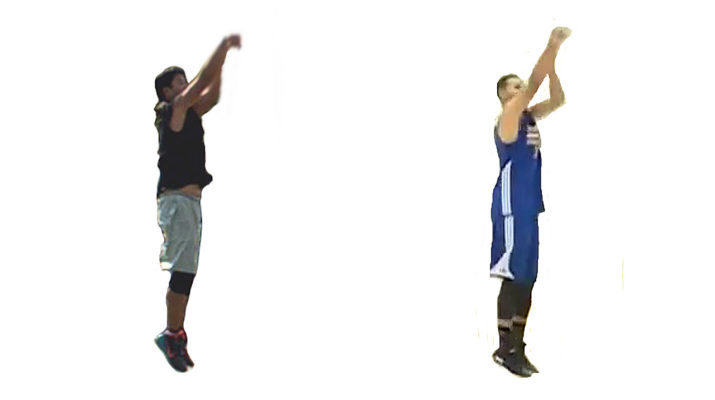Basketball Shooting Training with Stephen Curry's Shooting Form ...