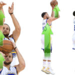How to : Stephen Curry Shooting Form Straight Force Theory Secret Analytics