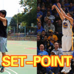 Stephen Curry Shooting Form Training Season 2 Test 7 – Upper Body Sideways Shot Set-Point Adjustment
