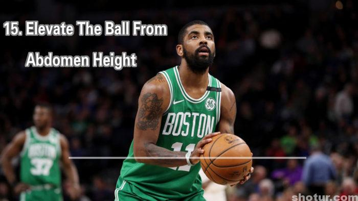 Kyrie Irving Shooting Form How To: Kyrie Irving S...