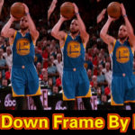Stephen Curry Shooting Form Slow Motion Break Down Frame By Frame 2018 Part 2