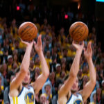 Klay Thompson Shooting Form Slow Motion Frame By Frame