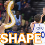 How To: Stephen Curry S-Shape Upward Shooting Form Secret
