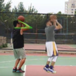 Stephen Curry Shooting Form Training Season 2 Test 8 – Sideways Release Point