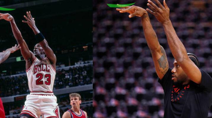 Michael Jordan – Shotur Basketball Jump Shot Tips
