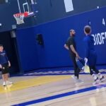 Stephen Curry One Arm Shooting Training Analysis